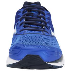 Mizuno Wave Rider 20 Running Shoes Men Nautical Blue/White/Dress Blue